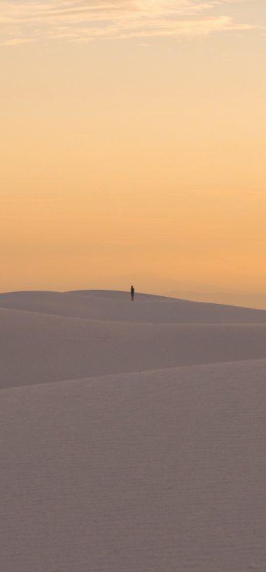 Desert Dunes Sand Wallpaper 720x1544 380x815