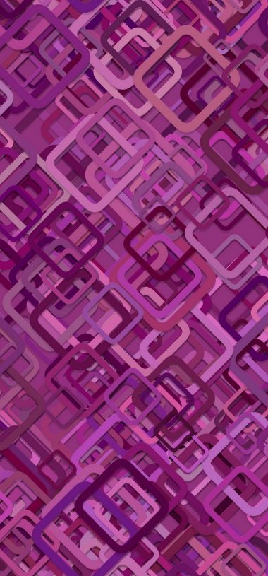 Diagonals Shapes Purple Wallpaper 720x1544 380x815