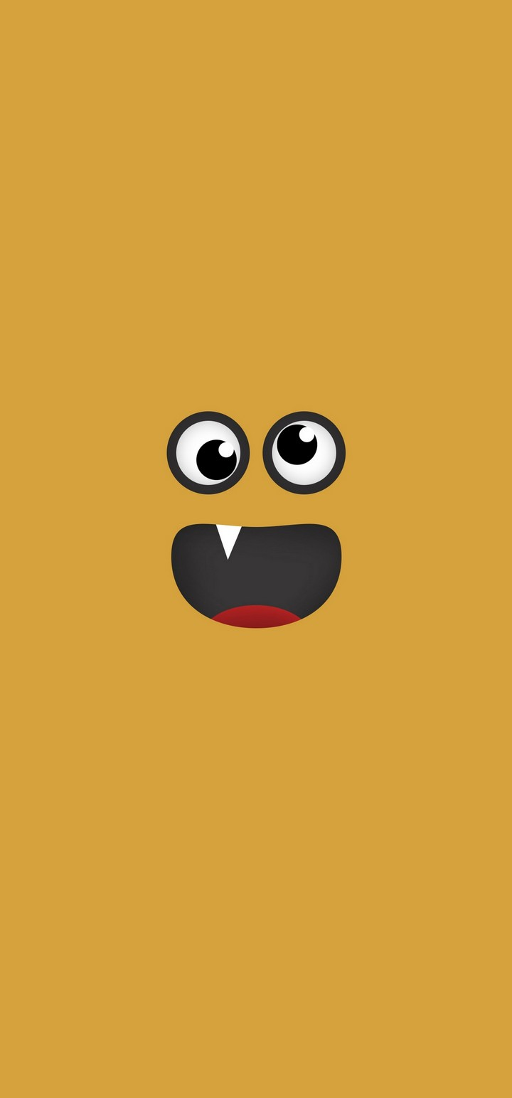 Face Funny Art Wallpaper 720x1544