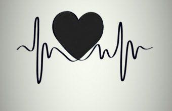 Heart Beat Wallpaper 720x1544 340x220