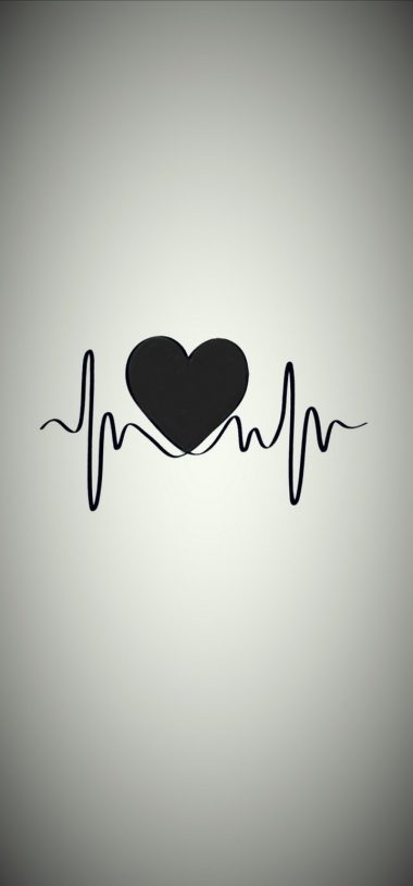 Heart Beat Wallpaper 720x1544 380x815