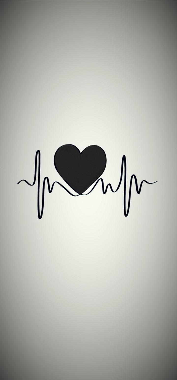 Heart Beat Wallpaper 720x1544