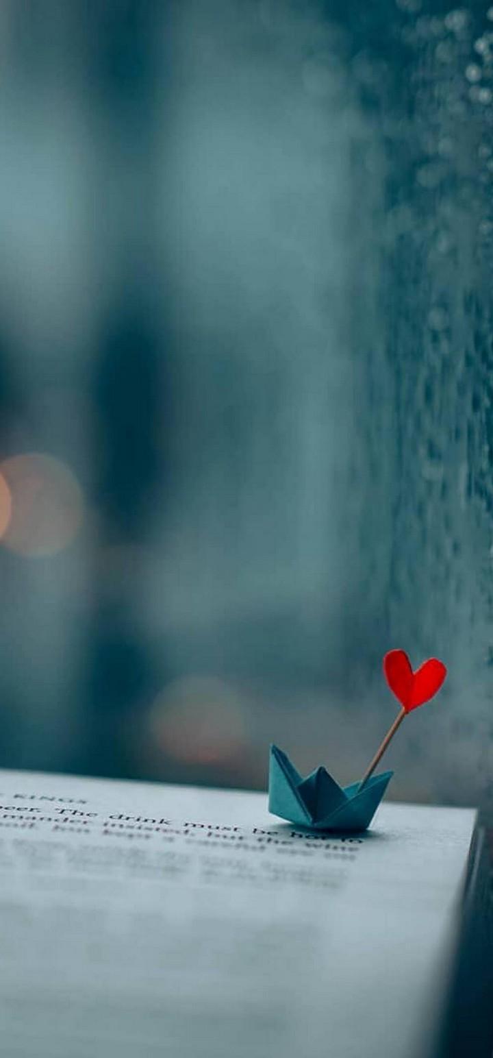 Heart Wallpaper 720x1544