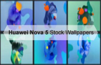 Huawei Nova 5 Stock Wallpapers