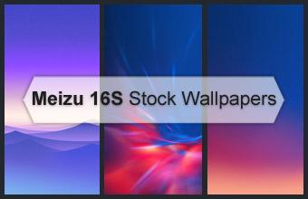 Meizu 16S Stock Wallpapers