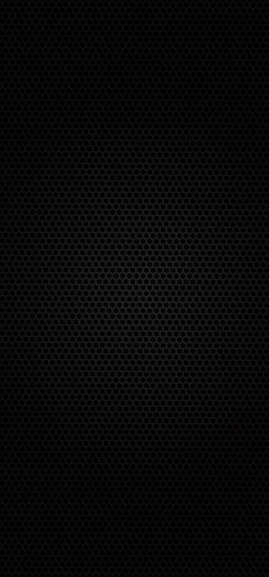 Mesh Texture Dark Wallpaper 720x1544 380x815