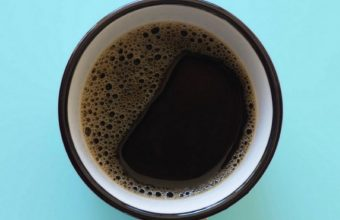 Mug Coffee Top View Wallpaper 720x1544 340x220