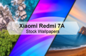 Xiaomi Redmi 7A Stock Wallpapers