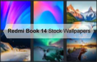 Redmi Book 14 Stock Wallpapers