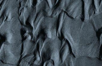 Sand Wavy Gray Wallpaper 720x1544 340x220