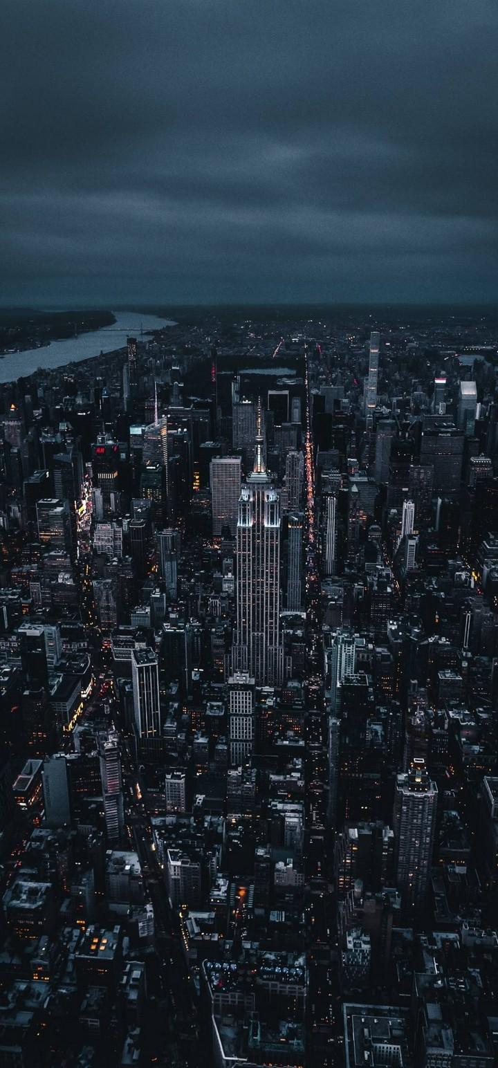 Skyline New York City Wallpaper 720x1544