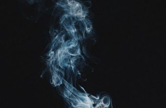 Smoke Clot Darkness Wallpaper 720x1544 340x220