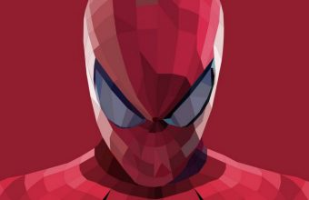 Superhero Spiderman Cartoon Wallpaper 720x1544 340x220