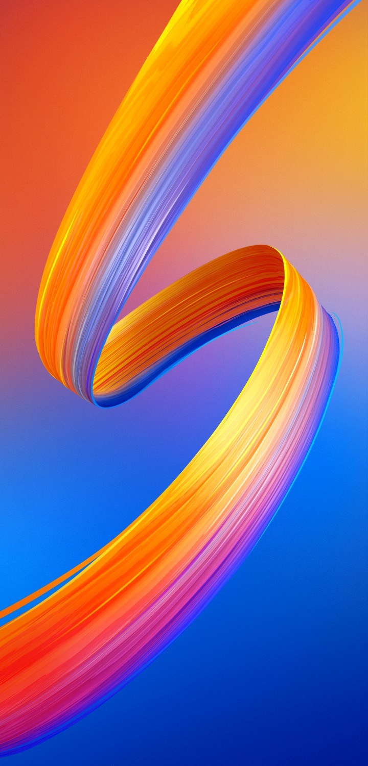 Tecno Spark 3 Stock Wallpaper 01 720x1500