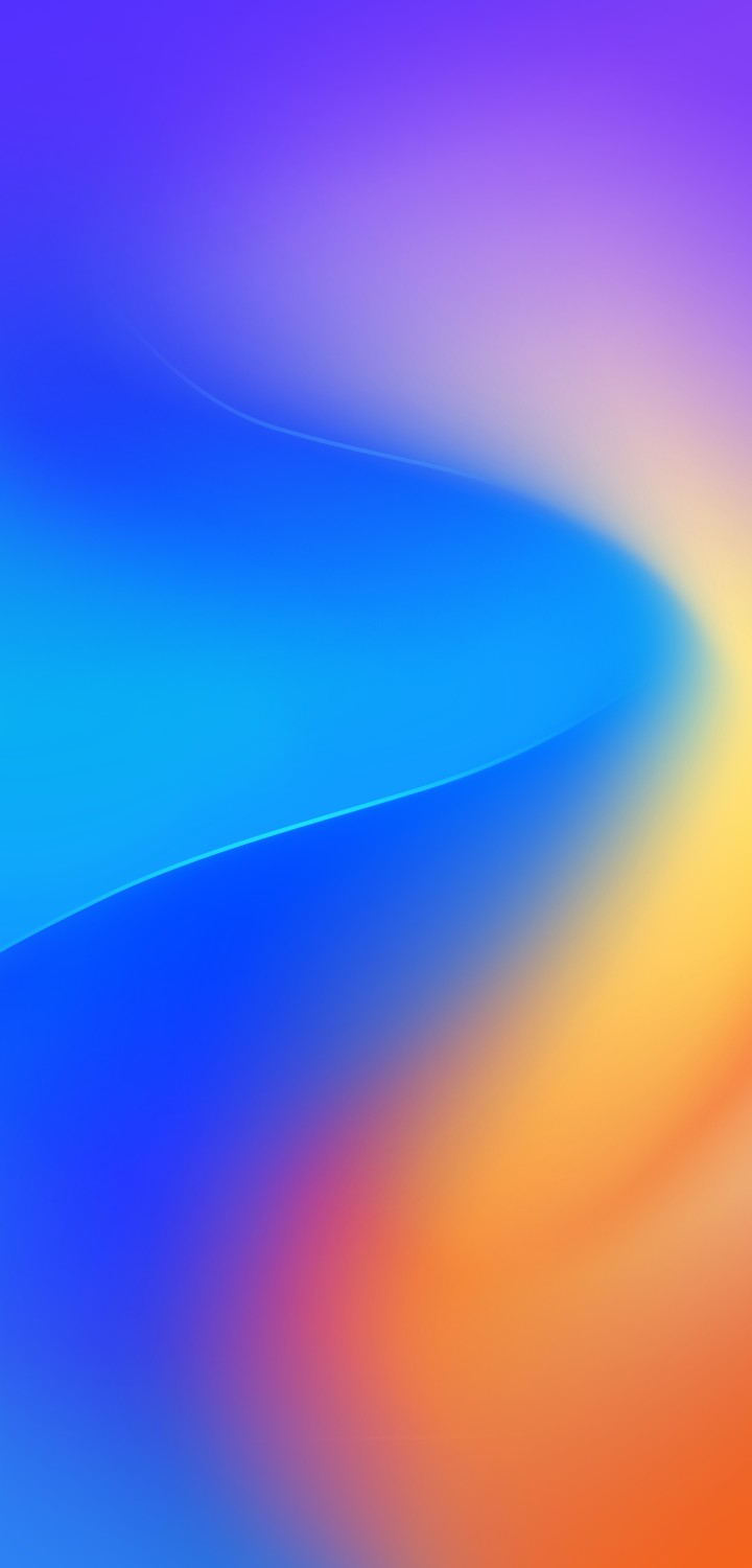 Tecno Spark 3 Stock Wallpaper 09 720x1500