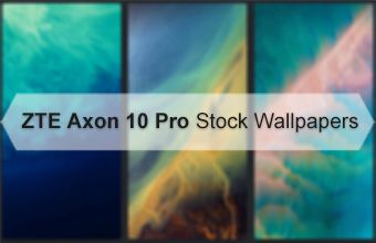 ZTE Axon 10 Pro Stock Wallpapers