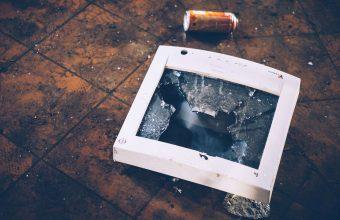 Broken Glass Wallpaper 55 4363x2909 340x220