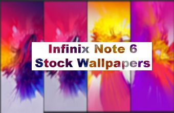 Infinix Smart 3 Plus Stock Wallpapers