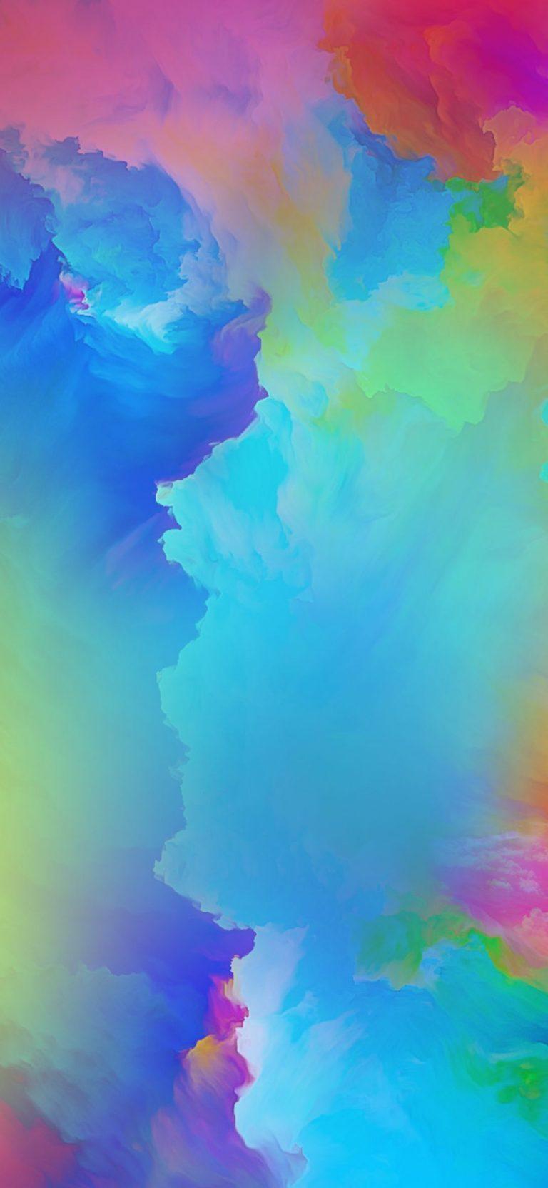 Samsung Galaxy M40 Stock Wallpaper 05 1080x2340 768x1664