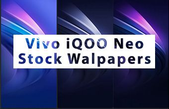 Vivo iQOO Neo Stock Wallpapers