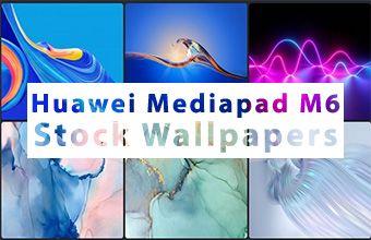 Huawei Mediapad M6 Stock