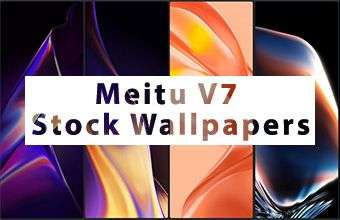 Meitu V7 Stock Wallpapers
