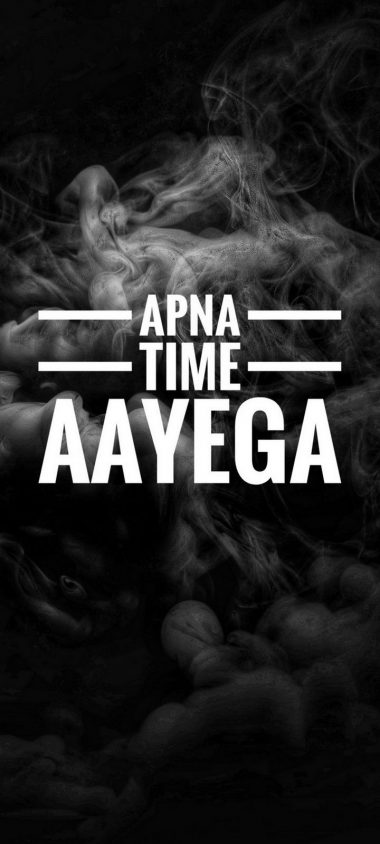 Apna Time Aayega Wallpaper 720x1600 380x844