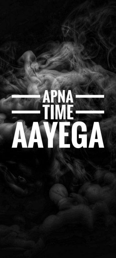Apna Time Aayega Wallpaper 720x1600 380x844