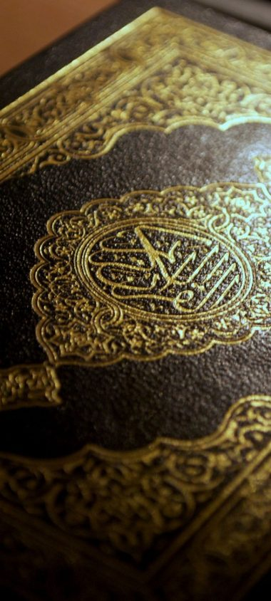 Arabic Islam Quran Holy Book Wallpaper 720x1600 380x844