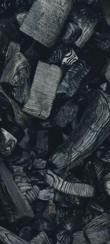 Ash Coals Firewood Wallpaper 720x1600 380x844