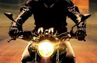 Biker Bike Motorcycle Wallpaper 720x1600 340x220