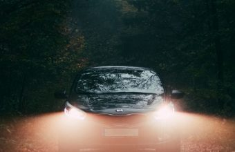 Car Fog Lights Wallpaper 720x1600 340x220