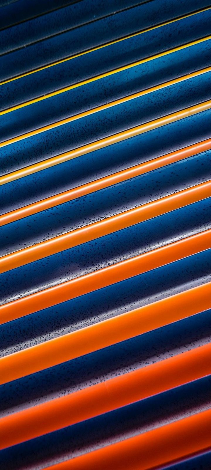 Colors Lines Abstract Wallpaper 720x1600