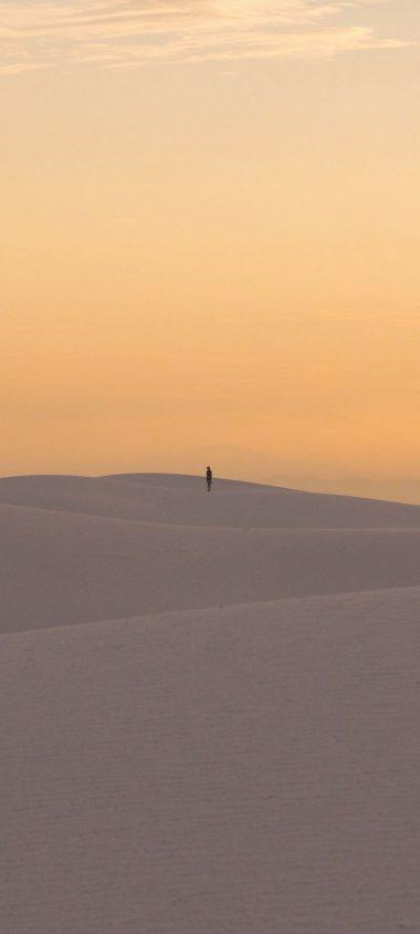 Desert Dunes Sand Wallpaper 720x1600 380x844