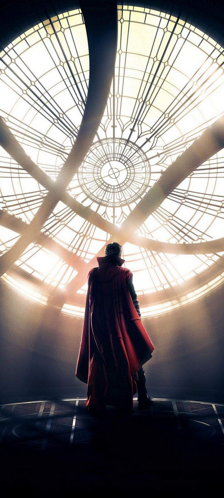 Doctor Strange Superhero Wallpaper 720x1600