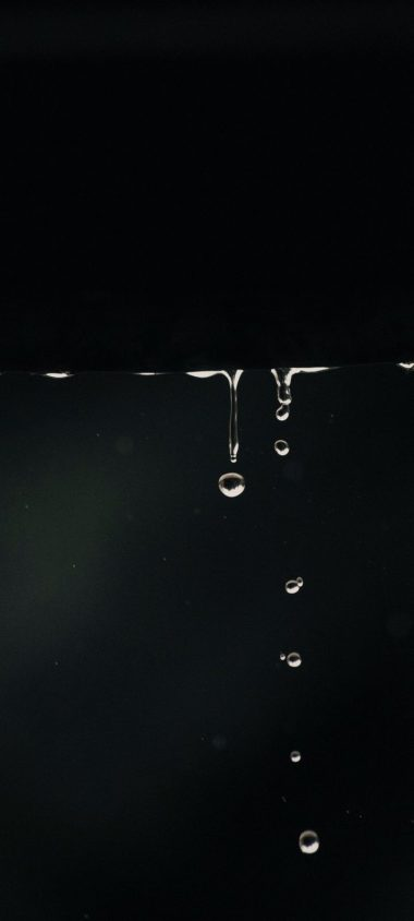 Drops Drop Water Wallpaper 720x1600 380x844