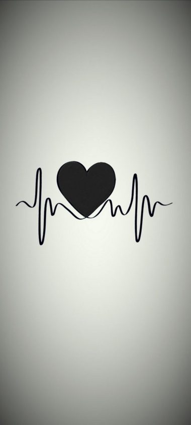 Heart Beat Wallpaper 720x1600 380x844