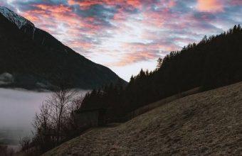 Landscape View Beautiful Sky Wallpaper 720x1600 340x220