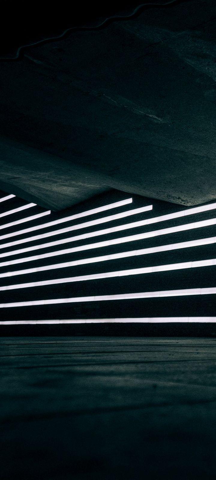 Lines Neon Light Wallpaper 720x1600