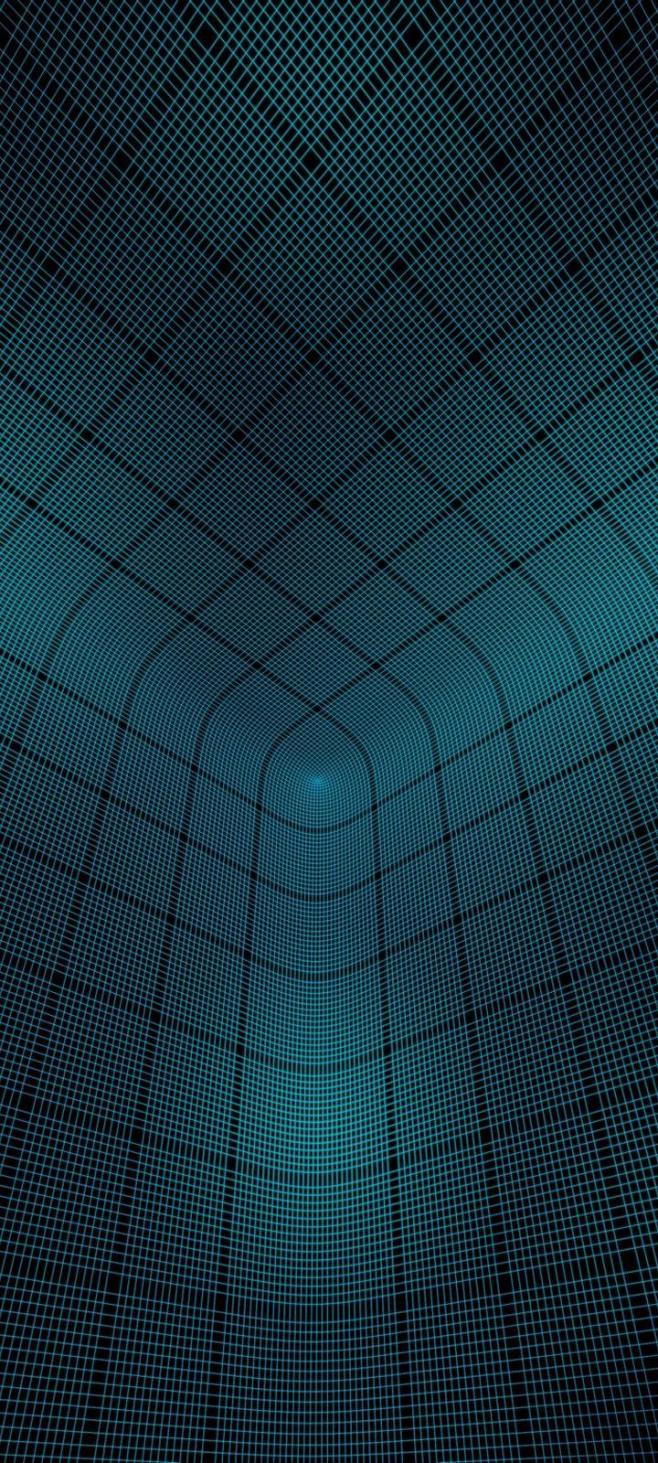 Mesh Optical Illusion Illusion 3d Wallpaper 720x1600
