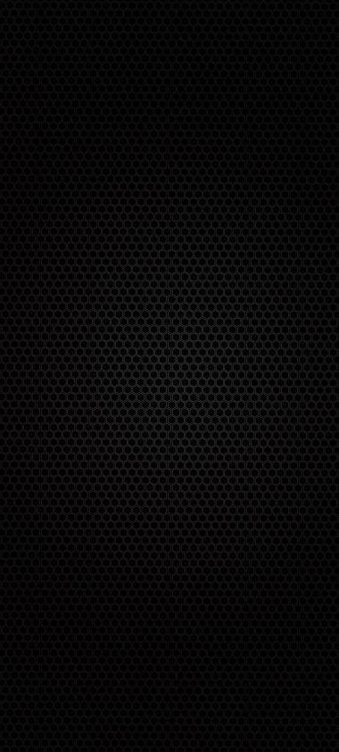 Mesh Texture Dark Wallpaper 720x1600 380x844