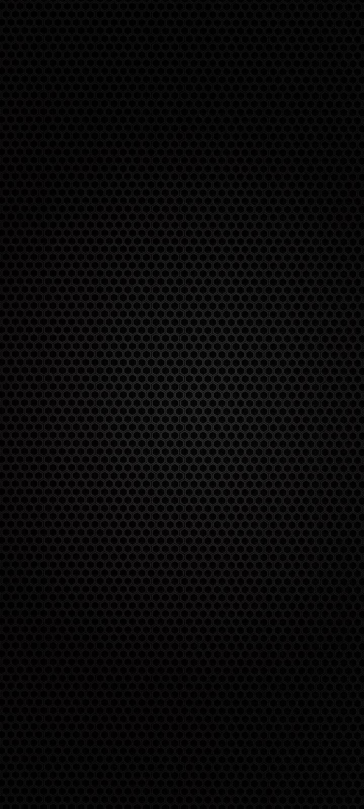 Mesh Texture Dark Wallpaper 720x1600