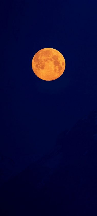 Moon Full Moon Night Wallpaper 720x1600 380x844