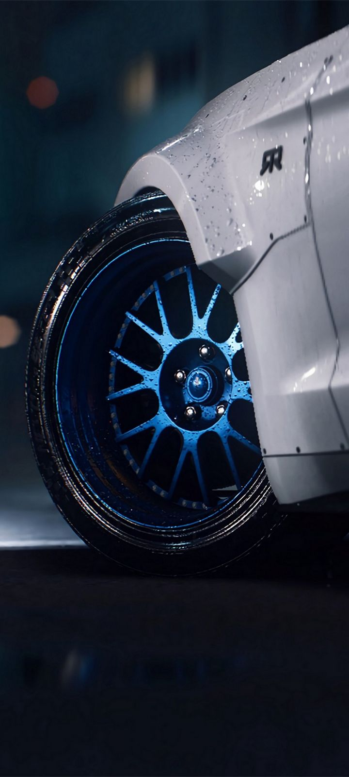 Mustang Gt Mustang Wheel Wallpaper 720x1600