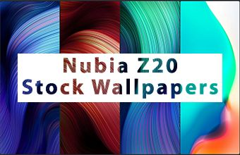 Nubia Z20 Stock Wallpapers