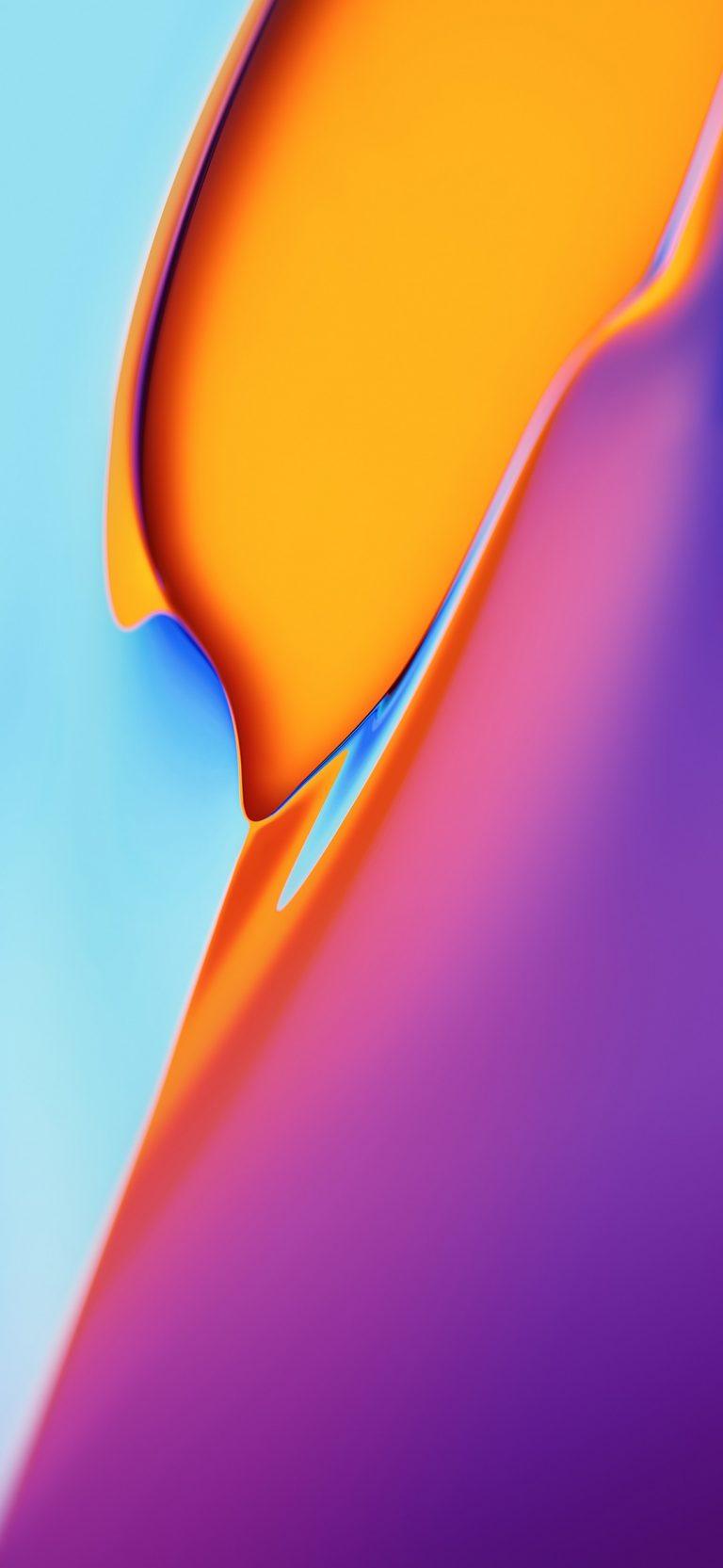 OnePlus TV Stock Wallpaper 03 1080x2342 768x1665