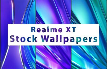 Realme XT Stock Wallpapers