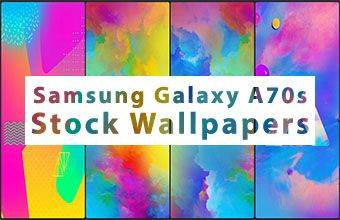 Samsung Galaxy A70s Stock Wallpapers