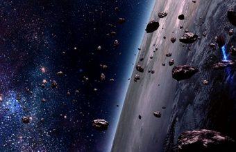 Space Fragments Universe Wallpaper 720x1600 340x220