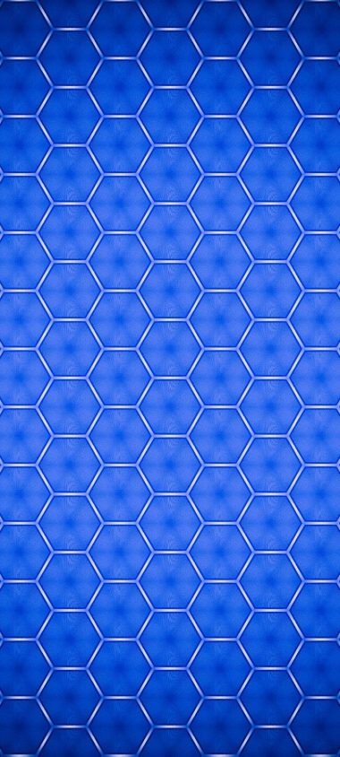 Texture Blue Shape Wallpaper 720x1600 380x844